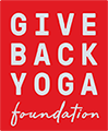 Give Back Yoga Foundation Logo